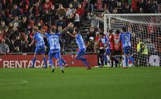 El Málaga gana al Mallorca en su campo
