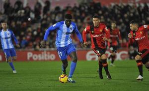N'Diaye y Adrián toman el mando en el Málaga