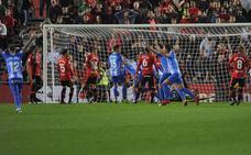 Otro rival enrachado para el Málaga