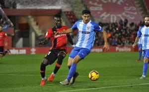 Diego González: «No miro el puesto; sólo quiero jugar e intento adaptarme rápido»