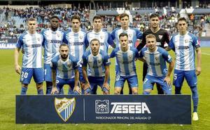 El Málaga fija sus objetivos para enero