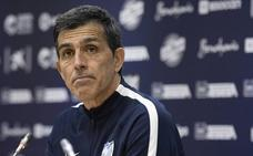 Muñiz: «Se va a ver un buen partido, como en Mallorca»