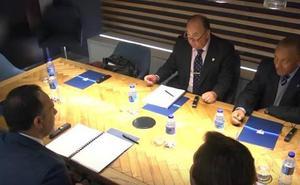 La junta de accionistas del Málaga, pendiente