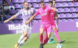 Guardiola, delantero del Getafe, en la agenda del Málaga