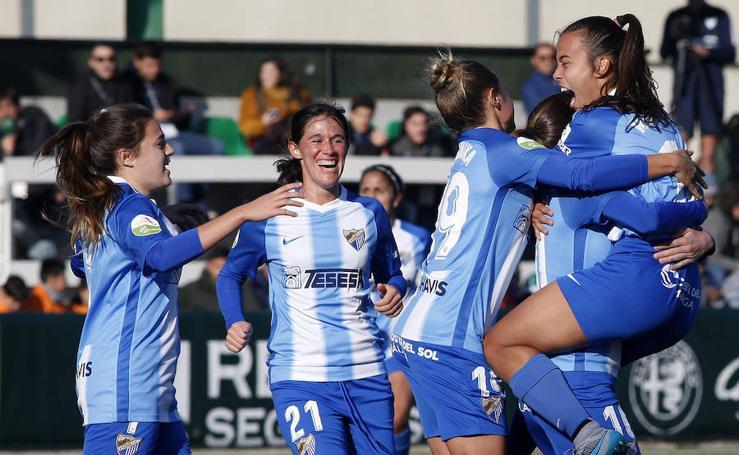 Un Málaga muy serio fuerza el empate ante el Betis
