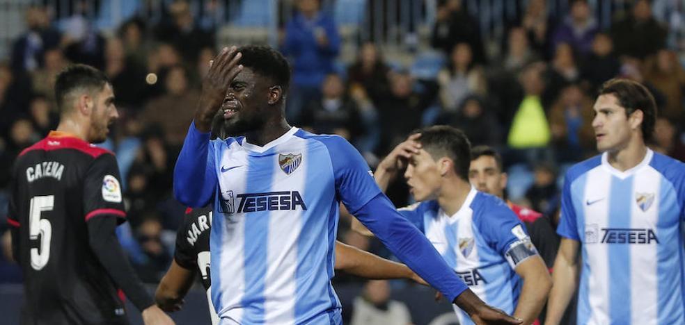 Los fichajes importantes no marcan la diferencia en el Málaga