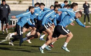 Los males ofensivos del Málaga de Muñiz