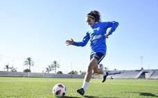 «Sueño con estar en un Málaga de Primera y que dispute la Champions»