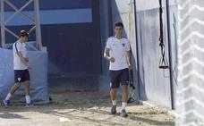 Héctor, fuera de la convocatoria del Málaga ante el Zaragoza
