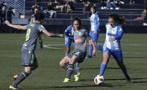 El Málaga paga el descontrol final