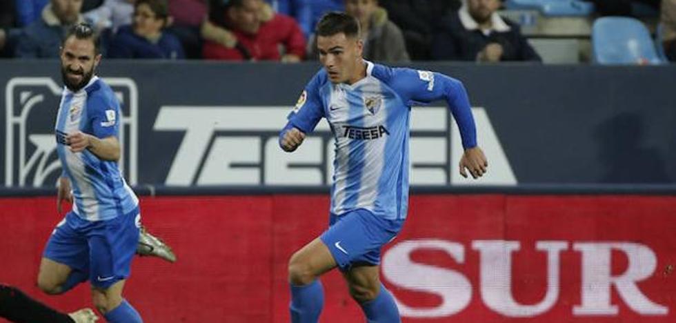 Hugo, baja con la selección sub-19