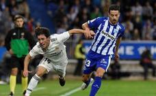 El Alavés pretende la compra de Jony tras su gran rendimiento