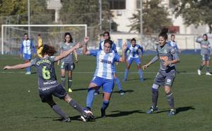 El Málaga, dos puntos por encima del descenso y ante un nuevo parón