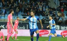 Todos los vídeos de la victoria del Málaga ante el Lugo