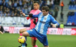 El Granada ganó y el Málaga se mantiene segundo en la clasificación
