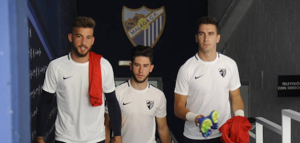 Andrés Prieto rescinde su contrato con el Málaga y se marcha al Leganés