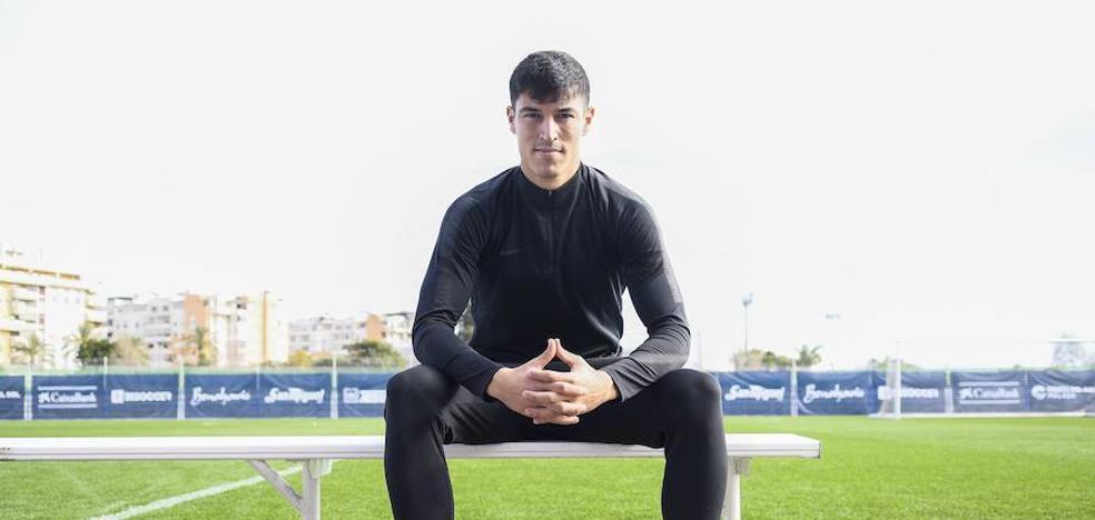 El Málaga rechazó el día 31 una oferta millonaria por Diego González