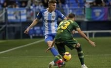 Las mejores imágenes del Málaga-Las Palmas