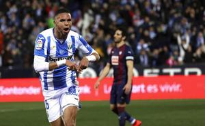 En-Nesyri, máximo goleador de Primera en 2019