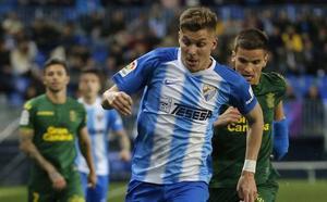 El Málaga, único aspirante que siempre ha estado en la lucha por el ascenso