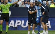 Koné será intervenido hoy de su lesión