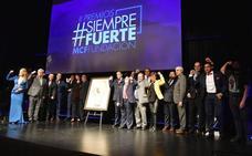 Entregados los Premios #SiempreFuerte