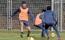 Héctor: «Espero que ganemos y que luego el Málaga suba»