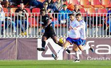 El Málaga gana al Rayo Majadahonda
