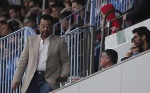 Al-Thani ya está en Málaga