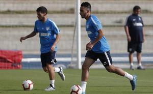 Boulahroud se reincorporará el viernes al Málaga