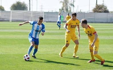 El Malagueño pierde en la recta final (0-3)