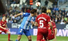 El Málaga pierde en La Rosaleda ante Osasuna