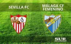 El Málaga pierde en Sevilla (5-0)