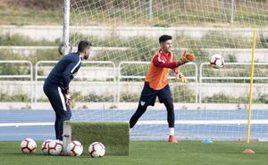 Munir, ante Messi