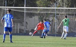 El Malagueño sale del 'farolillo rojo' por primera vez esta temporada