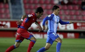Otro empate que no saca de pobre al Málaga (1-1)