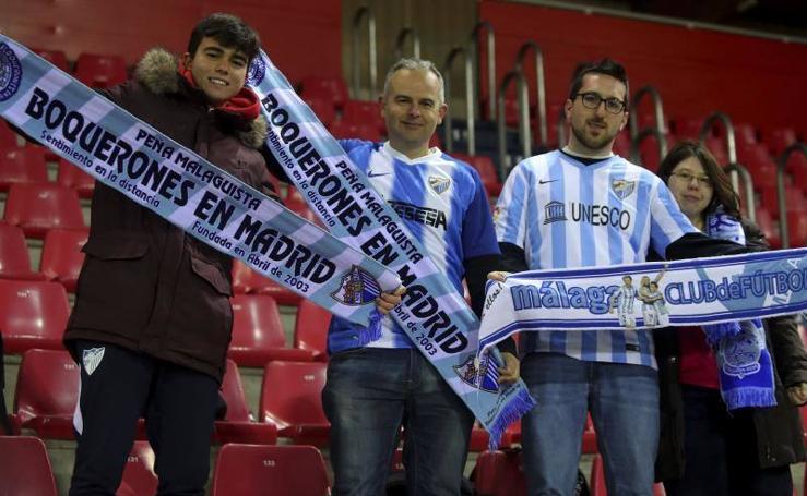 El Málaga empata en su visita a Soria (1-1)