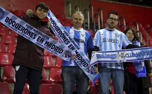 El Málaga pierde fuelle entre los más fuertes y ya es quinto