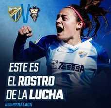 El Málaga femenino hace un llamamiento a su afición cara a la recta final de Liga