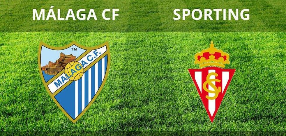 Agónico empate de un Málaga asustado y sin recursos