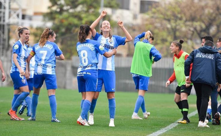 El Málaga se impone 4-2 al Fundación Albacete