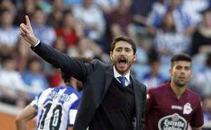 El Málaga apuesta por Víctor Sánchez tras destituir a Muñiz
