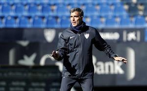 El Málaga comunica a Muñiz que no seguirá al frente del equipo