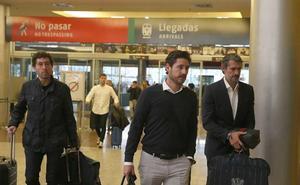 Víctor: «Siempre que vengo a Málaga estoy encantado»