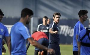 Víctor toma el mando del Málaga