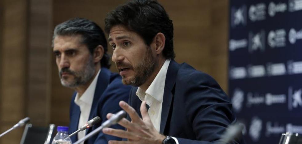 Las cinco reflexiones de Víctor Sánchez del Amo, el nuevo entrenador del Málaga