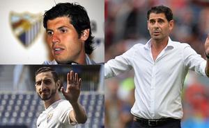 El nuevo entrenador del Málaga, a examen