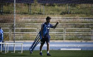 Víctor: «En cuanto al gol hay mucho margen de mejora»
