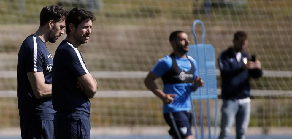 El Málaga busca un triunfo para cambiar la dinámica