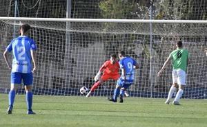 El Atlético Malagueño, ante la amenaza de su descenso matemático